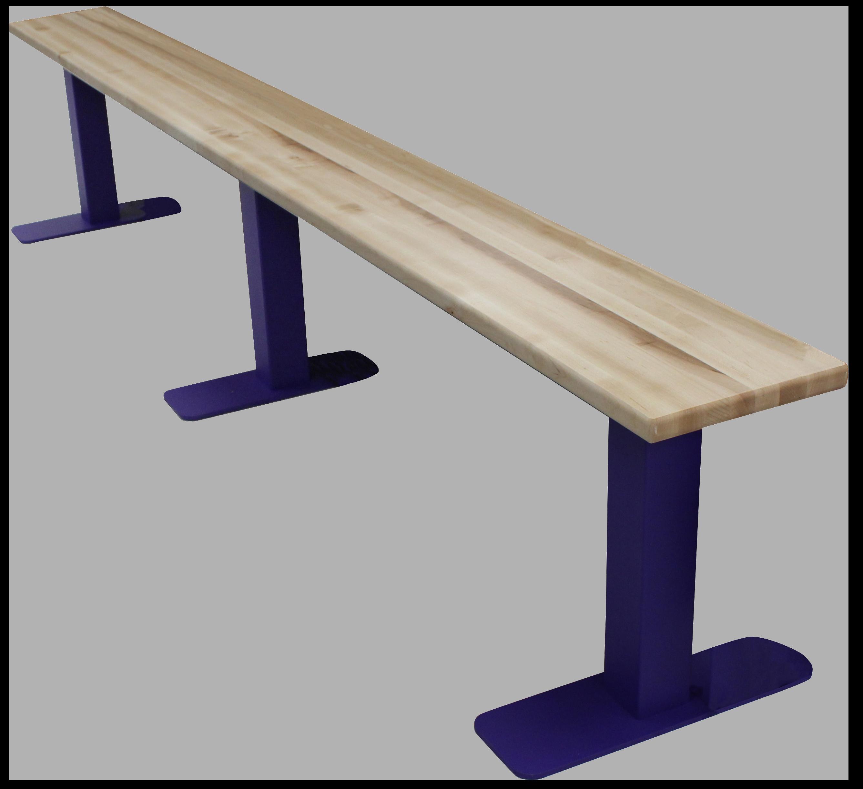 Watertown HS-(Wood Bench))