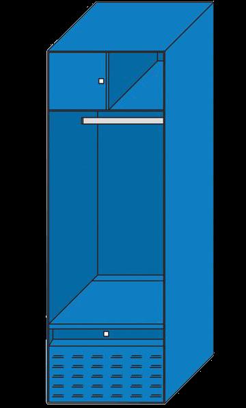 SA3 Steel Locker