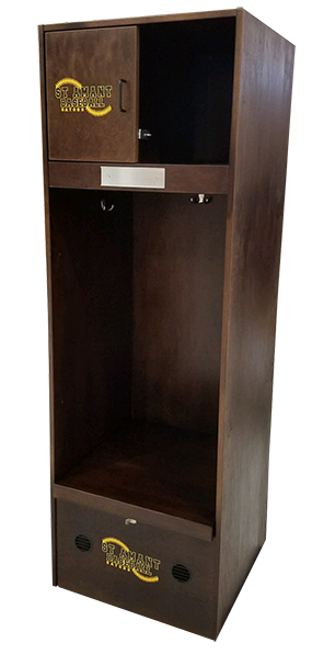WA1 Wood/Laminate Locker