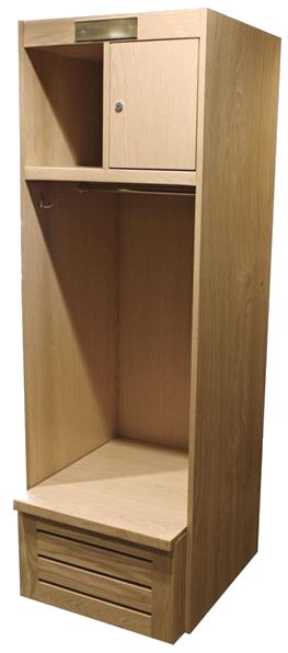 WA4 Wood/Laminate Locker