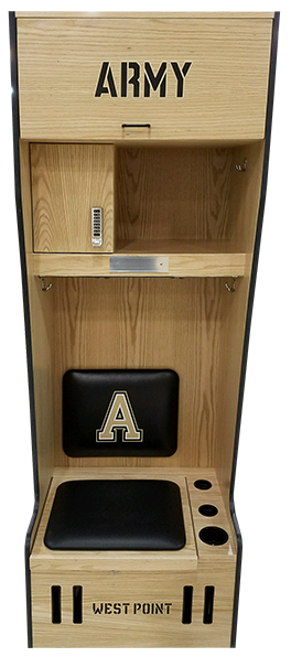WA5 Wood/Laminate Locker