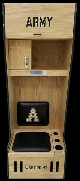 WA5 Wood/Laminate Locker