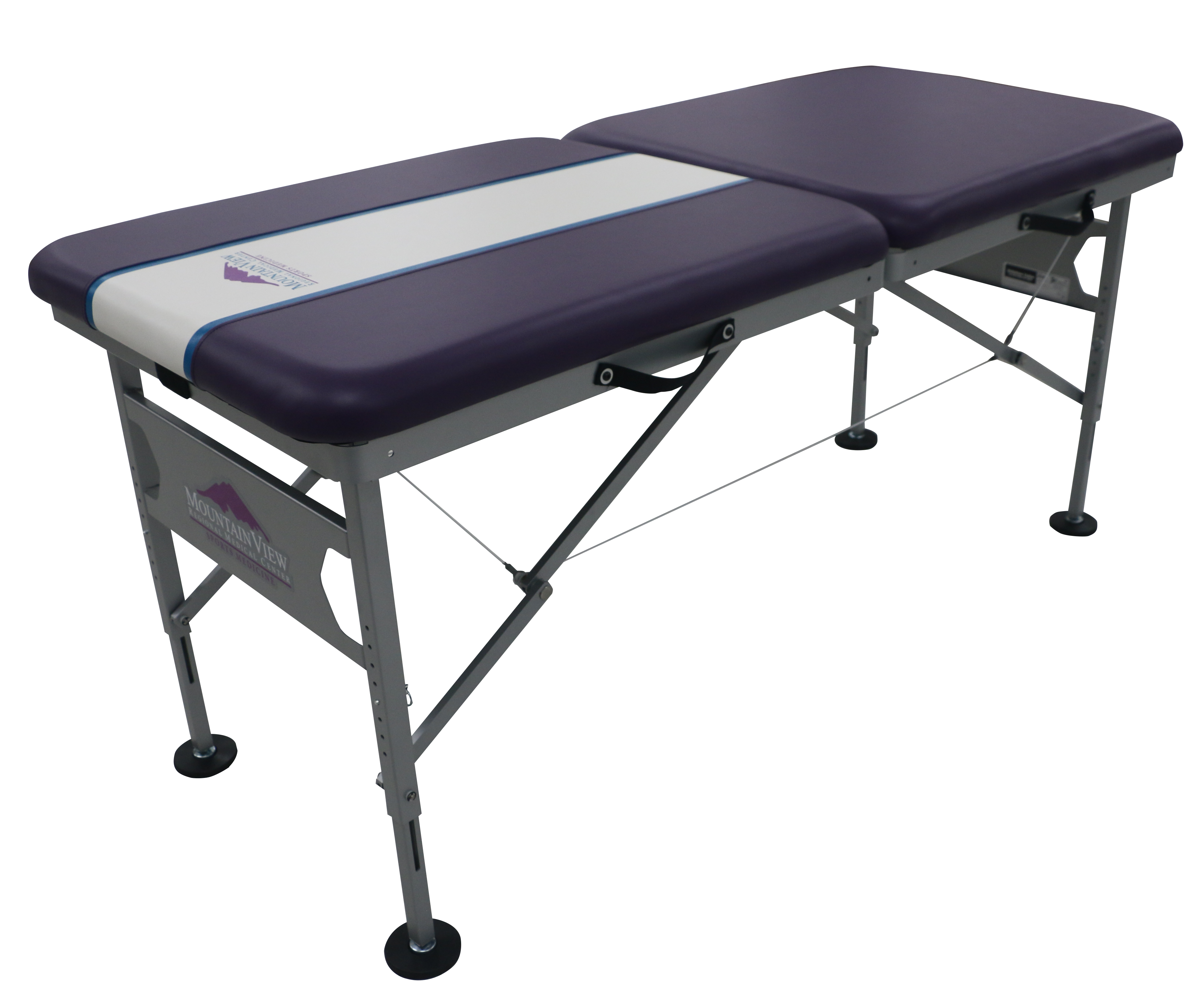 Mountain View-(Portable Sideline Table)