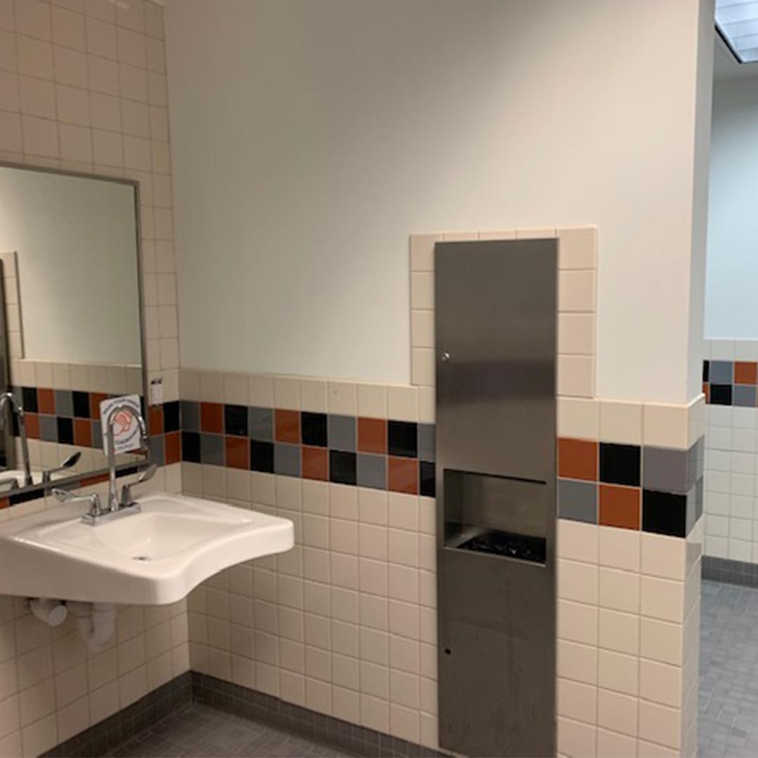 SHSU restroom