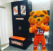 No Locker Too Big or Small: Case Study with Sammy the Bearkat