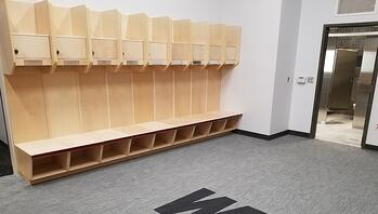 West Texas A&M University Lockers