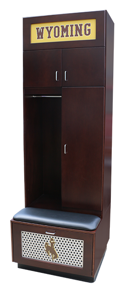 Wa6 Woodlaminate Locker