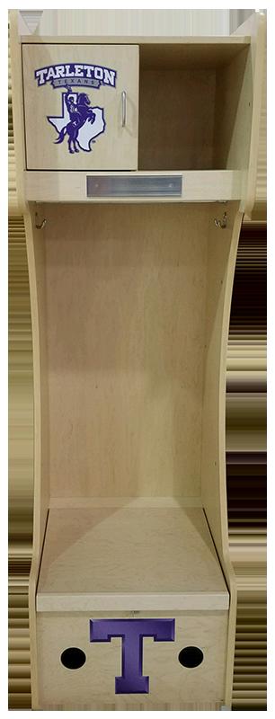 Recessed-Side-Locker